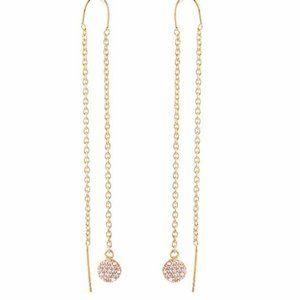 Sara Blaine/ eSBe Elliotte Threader Earrings - NWT